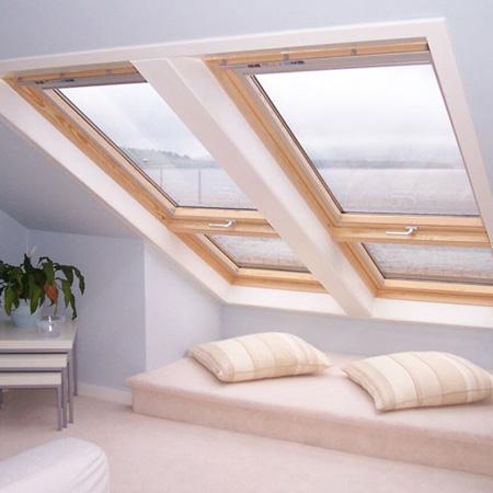 Idea casa finestre da tetto for Finestre velux blindate